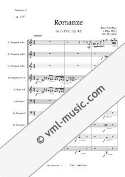 Sibelius - Romanze